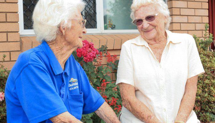 Sundale Aged Care Volunteers