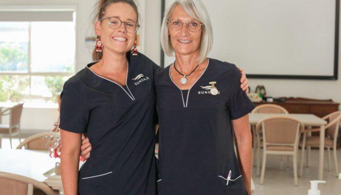 Sundale Aged Care Services Staff